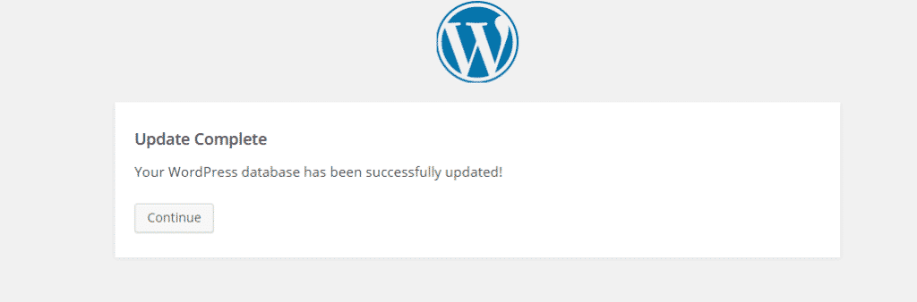 upgrade wordpress manually