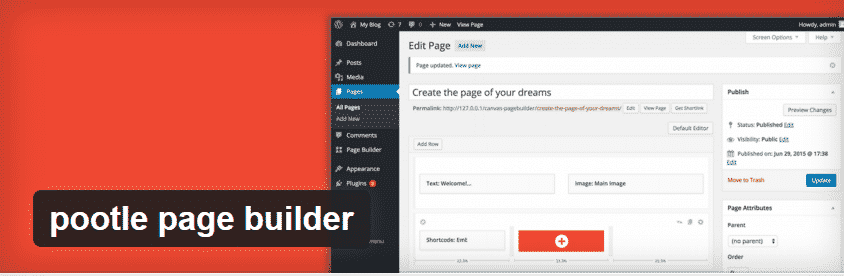 Pootle Page Builder