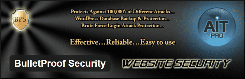 Bullet proof wordpress security