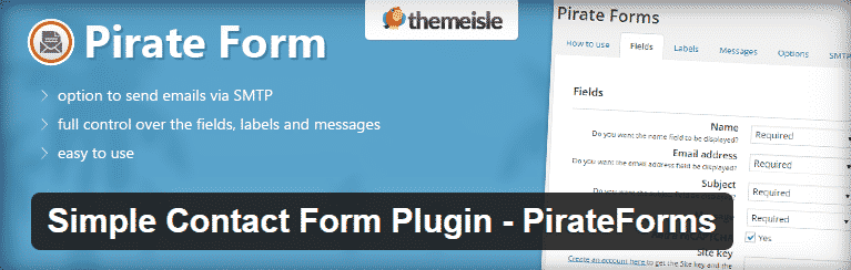 wordpress contact form