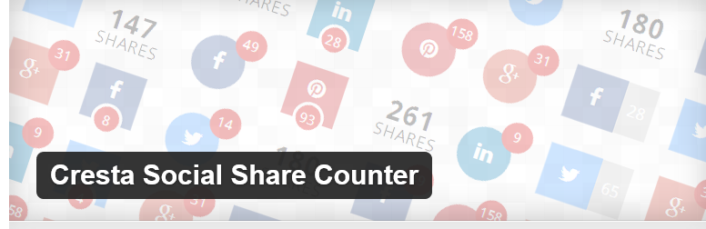Cresta Social Share Counter Plugin