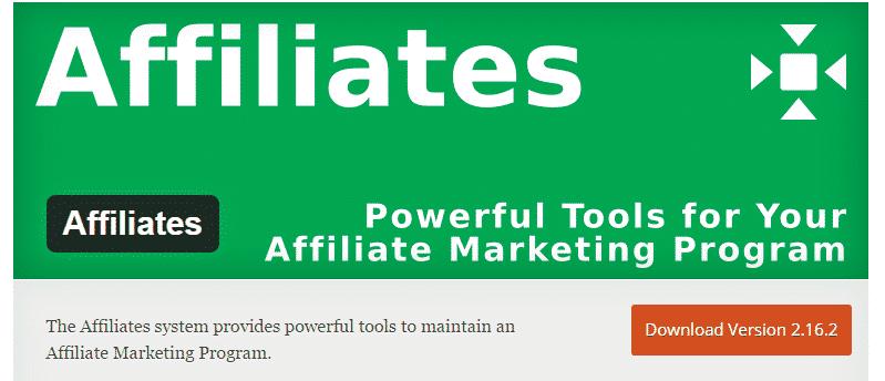 affiliates plugin