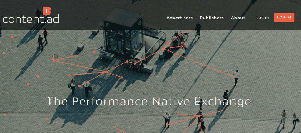 native content ad networks