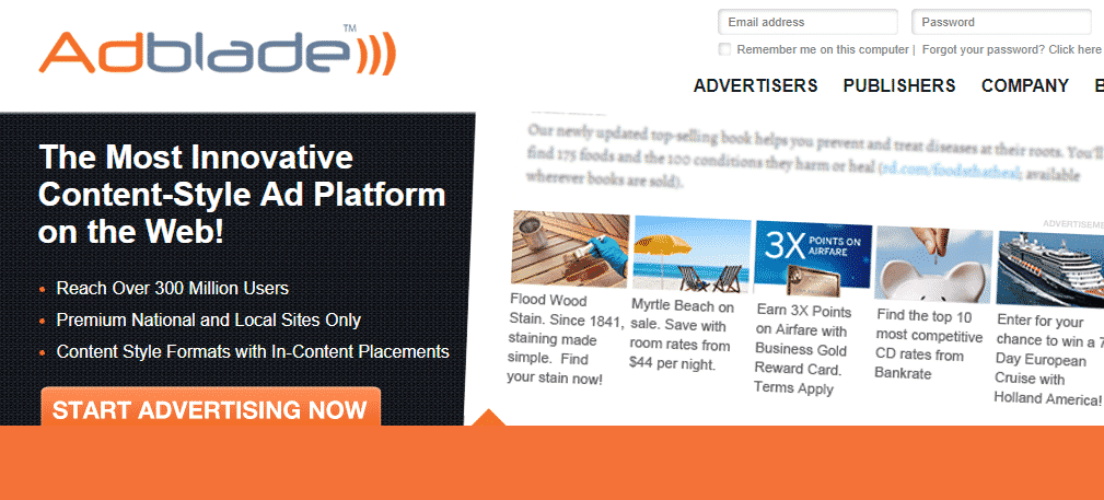 content native ads