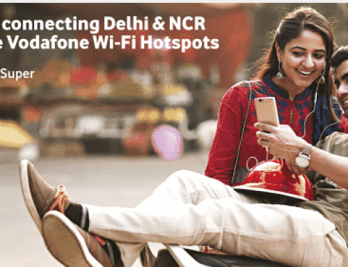 Smarter City Delhi With the Vodafone Projects