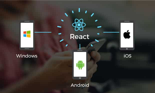 React Native single code