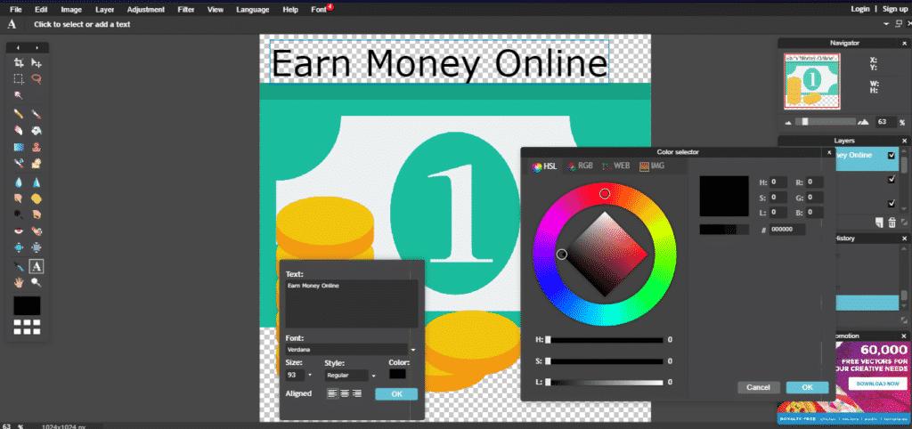 free photo editing software