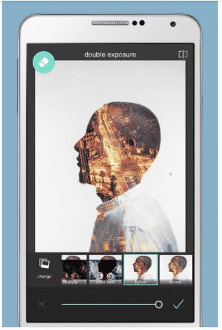 Pixlr free photo editor app