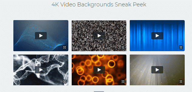 4k video backgrounds