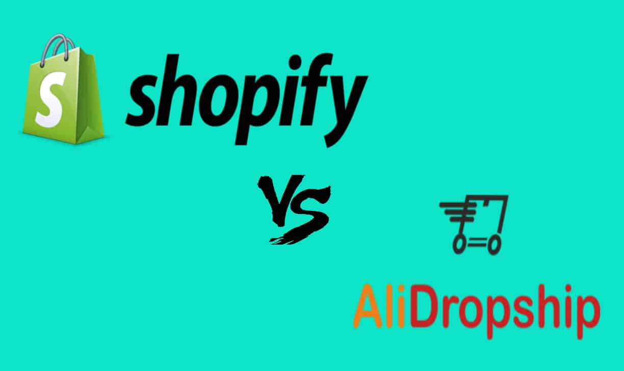 Shopify vs Alidropship:which is good for your Dropshipping business?
