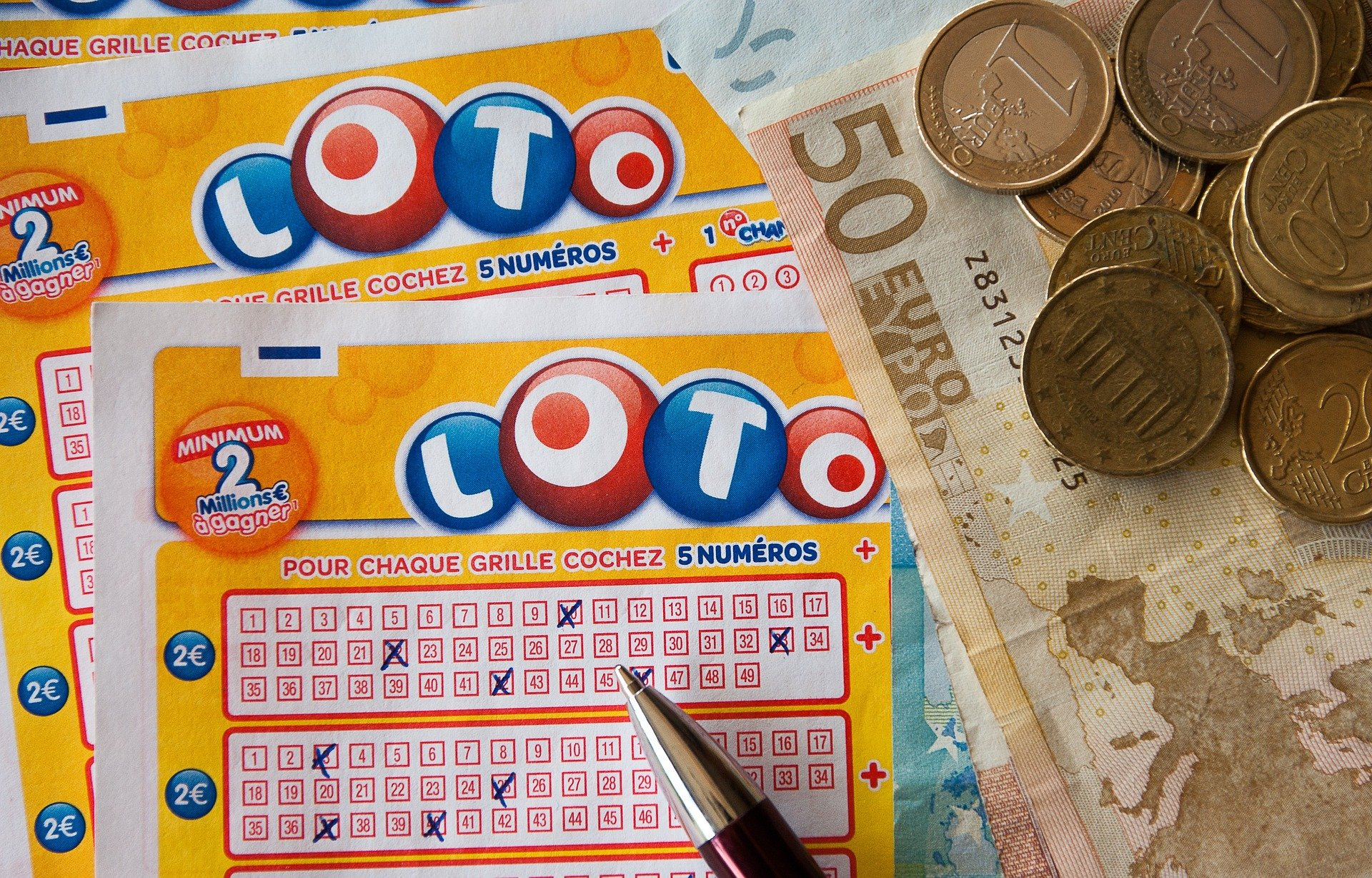 lotto results