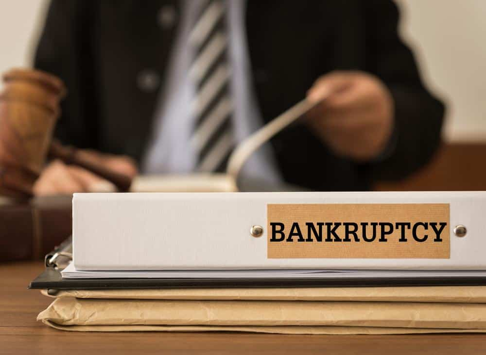 Bankruptcy In Business
