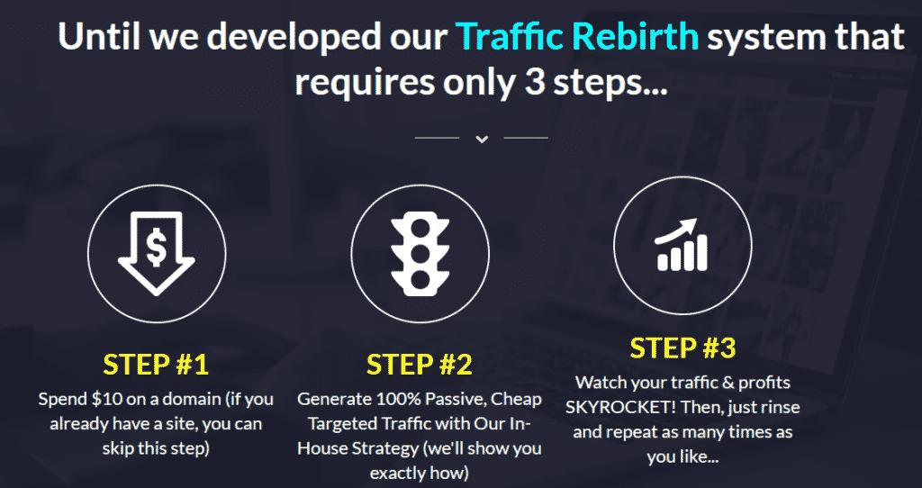 traffic rebirth