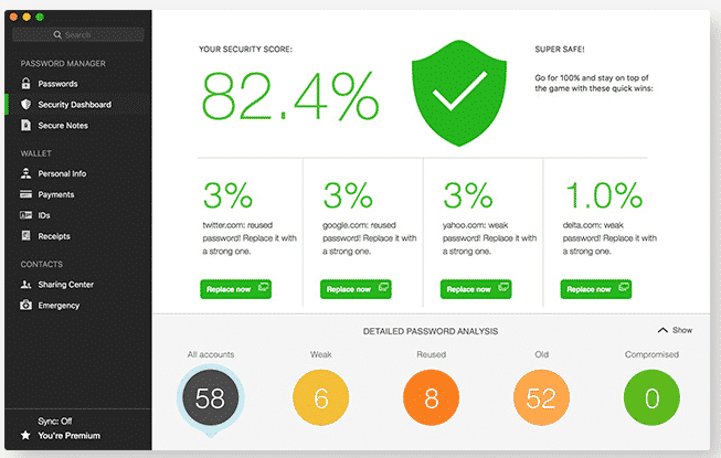 Dashlane Review: The best password manager to provide tight