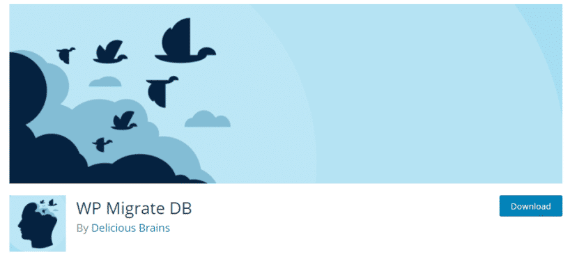 wordpress migrate db