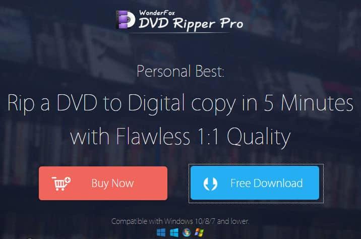 Rip a DVD
