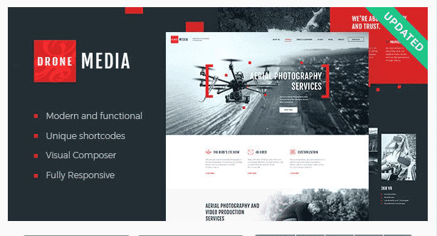 best photography wordpress themes free