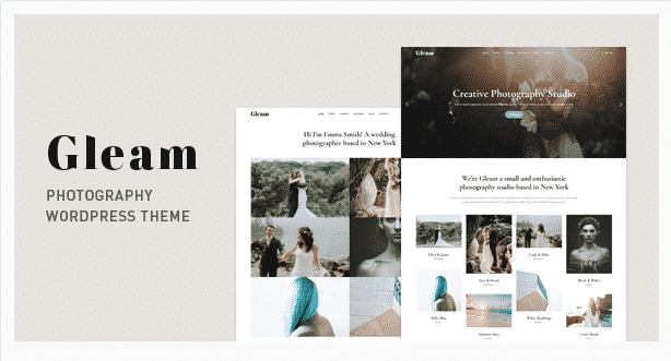 photography wordpress themes free