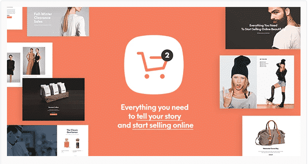 shopkeeper woocommerce Theme