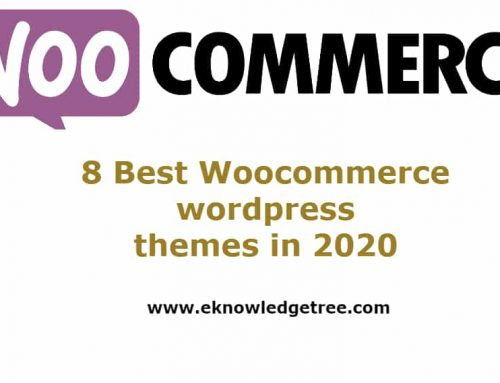 8 Best WooCommerce WordPress Themes in 2020