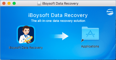 iBoysoft Data Recovery Tool
